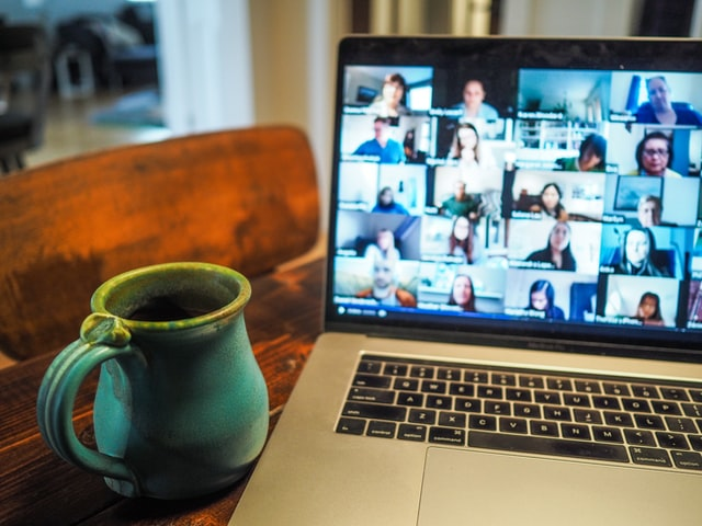 Taking the anxiety out of Zoom meetings